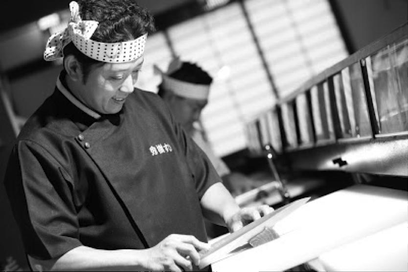 Chef Hideki Fuchikami   A mais tradicional Culinária japonesa