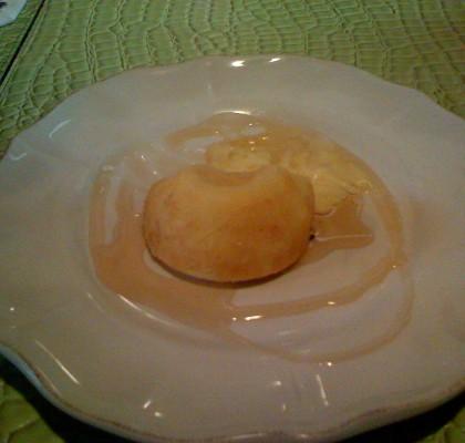 08 02 21Petit Gateau de queijos ao mel