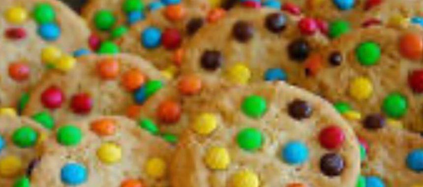 Cookies para as crianças
