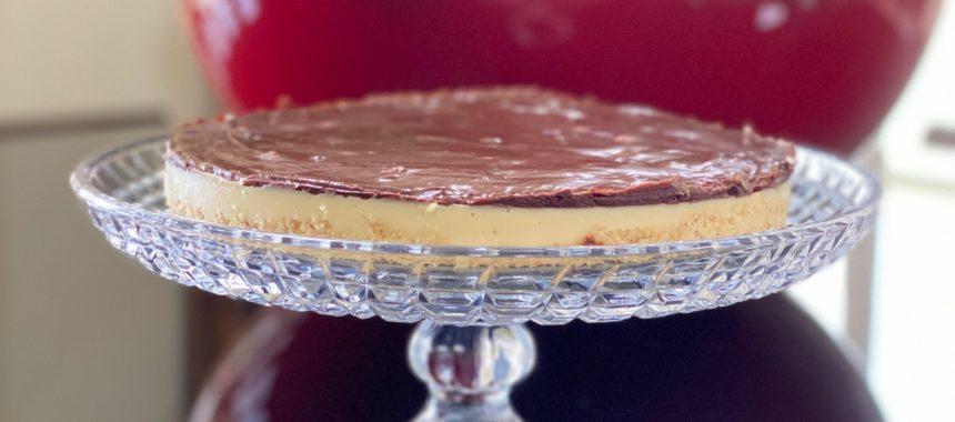 Torta alemã Low carb